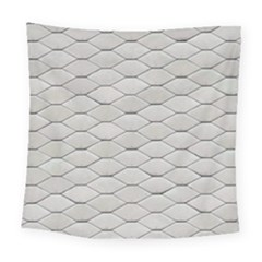 Roof Texture Square Tapestry (large) by BangZart