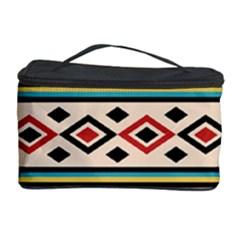 Tribal Pattern Cosmetic Storage Case