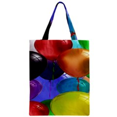 Colorful Balloons Render Classic Tote Bag by BangZart