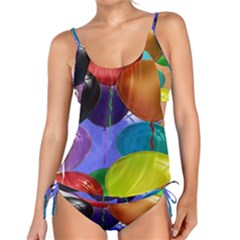 Colorful Balloons Render Tankini