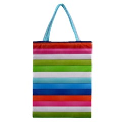 Colorful Plasticine Classic Tote Bag