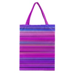 Cool Abstract Lines Classic Tote Bag by BangZart