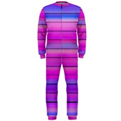 Cool Abstract Lines Onepiece Jumpsuit (men)