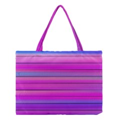 Cool Abstract Lines Medium Tote Bag by BangZart