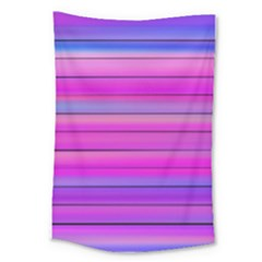 Cool Abstract Lines Large Tapestry by BangZart