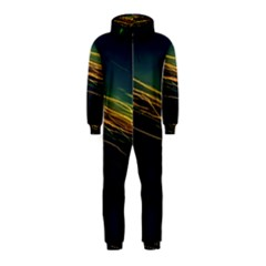 Night Lights Hooded Jumpsuit (kids)