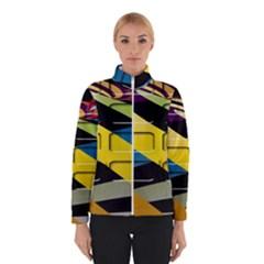 Colorful Docking Frame Winterwear