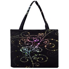 Sparkle Design Mini Tote Bag