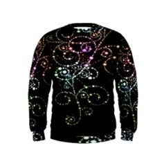 Sparkle Design Kids  Sweatshirt