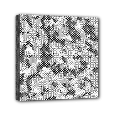 Camouflage Patterns Mini Canvas 6  X 6