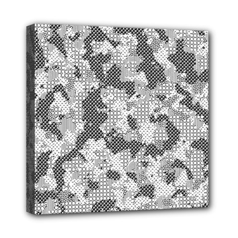 Camouflage Patterns Mini Canvas 8  X 8