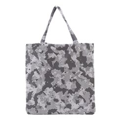 Camouflage Patterns Grocery Tote Bag by BangZart