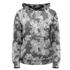 Camouflage Patterns Women s Pullover Hoodie