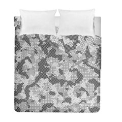 Camouflage Patterns Duvet Cover Double Side (full/ Double Size)