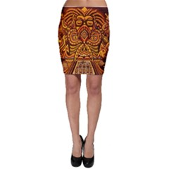 Alien Dj Bodycon Skirt
