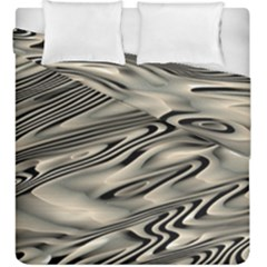 Alien Planet Surface Duvet Cover Double Side (king Size)