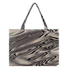 Alien Planet Surface Medium Tote Bag by BangZart