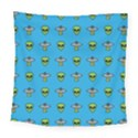 Alien Pattern Square Tapestry (Large) View1