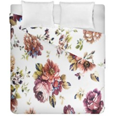 Texture Pattern Fabric Design Duvet Cover Double Side (california King Size) by BangZart