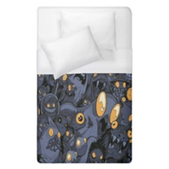 Monster Cover Pattern Duvet Cover (single Size)
