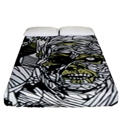 The Monster Squad Fitted Sheet (king Size)
