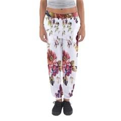 Texture Pattern Fabric Design Women s Jogger Sweatpants