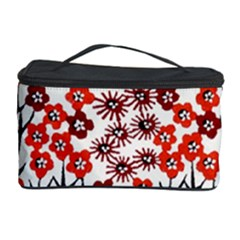 Simple Japanese Patterns Cosmetic Storage Case by BangZart