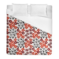 Simple Japanese Patterns Duvet Cover (full/ Double Size)