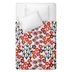 Simple Japanese Patterns Duvet Cover Double Side (single Size) by BangZart