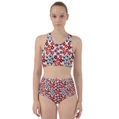 Simple Japanese Patterns Bikini Swimsuit Spa Swimsuit