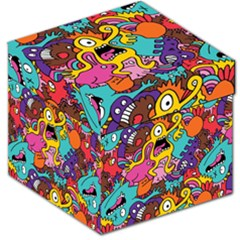 Monster Patterns Storage Stool 12   by BangZart