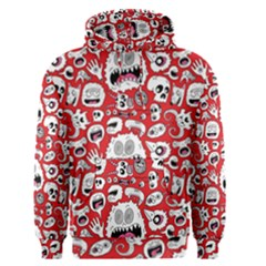 Another Monster Pattern Men s Pullover Hoodie