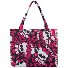Mattel Monster Pattern Mini Tote Bag