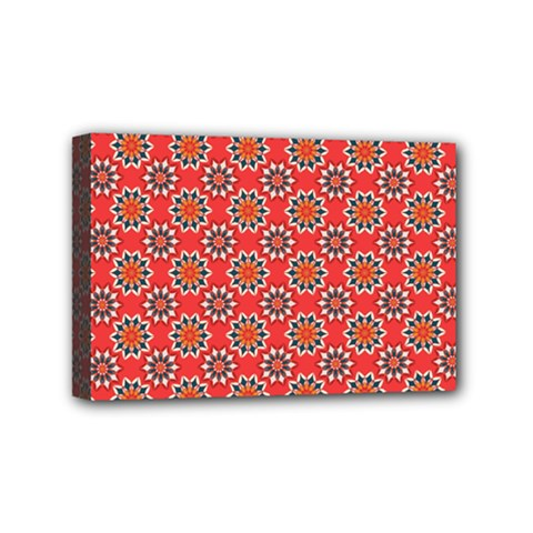 Floral Seamless Pattern Vector Mini Canvas 6  X 4  by BangZart