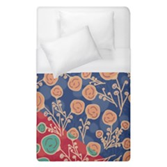 Floral Seamless Pattern Vector Texture Duvet Cover (single Size) by BangZart