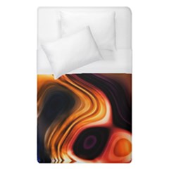 Colourful Abstract Background Design Duvet Cover (single Size) by BangZart