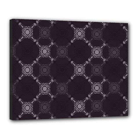 Abstract Seamless Pattern Background Canvas 20  X 16