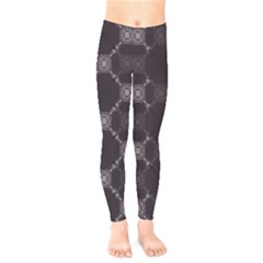 Abstract Seamless Pattern Background Kids  Legging