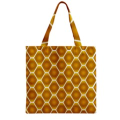 Snake Abstract Pattern Grocery Tote Bag by BangZart