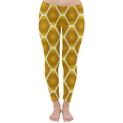 Snake Abstract Pattern Classic Winter Leggings