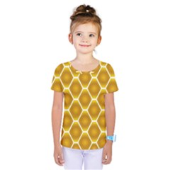 Snake Abstract Pattern Kids  One Piece Tee