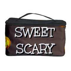 Hallowen My Sweet Scary Pumkins Cosmetic Storage Case by BangZart