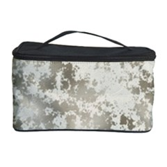 Wall Rock Pattern Structure Dirty Cosmetic Storage Case