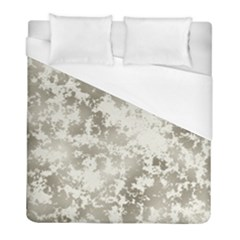 Wall Rock Pattern Structure Dirty Duvet Cover (full/ Double Size)