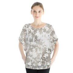 Wall Rock Pattern Structure Dirty Blouse