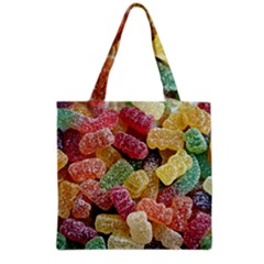 Jelly Beans Candy Sour Sweet Grocery Tote Bag by BangZart