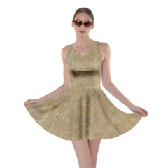Abstract Forest Trees Age Aging Skater Dress