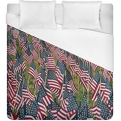 Repetition Retro Wallpaper Stripes Duvet Cover (king Size) by BangZart