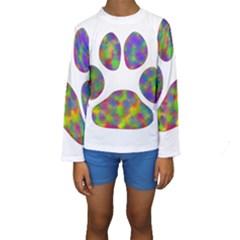 Paw Kids  Long Sleeve Swimwear