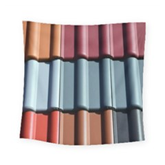 Shingle Roof Shingles Roofing Tile Square Tapestry (small)